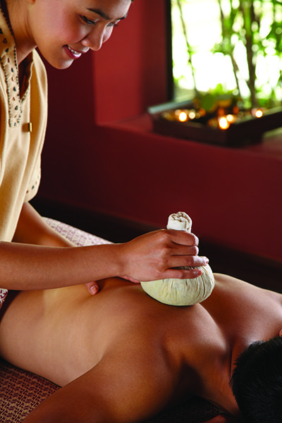 thai massage detox